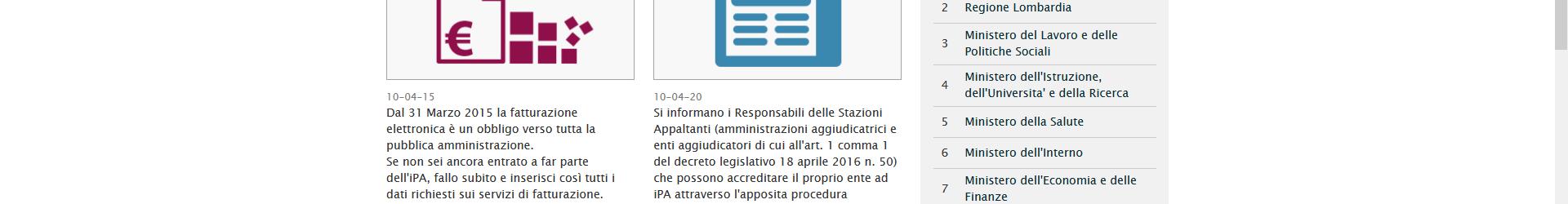 Come trovare le PEC della Pubblica Amministrazione per recuperare la documentazione depositata